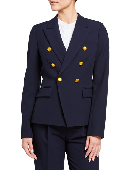 A.L.C. Hastings Double-Breasted Jacket