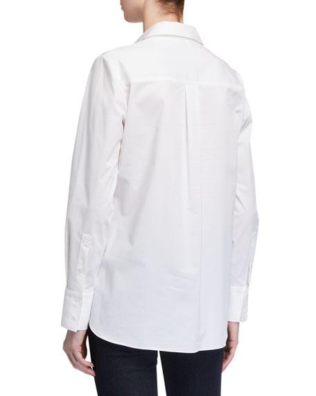Elie Tahari Ingunn Button-Down Shirt