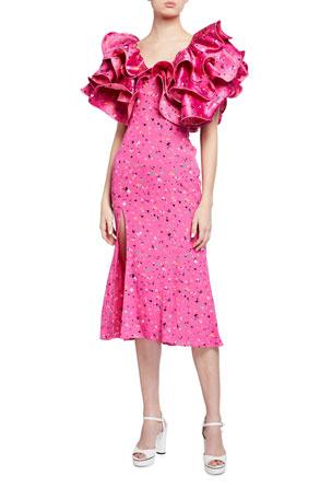 Rotate Birger Christensen Carmen Dress