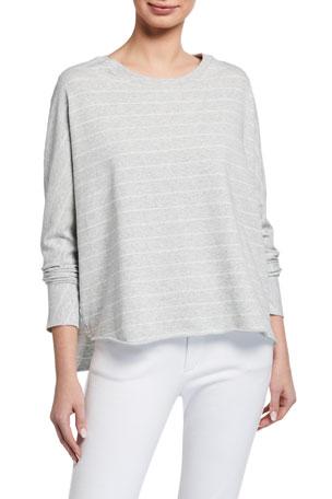 PRPS Goods /& Co Bottom Line Sweatshirt $218-Now $148 Black