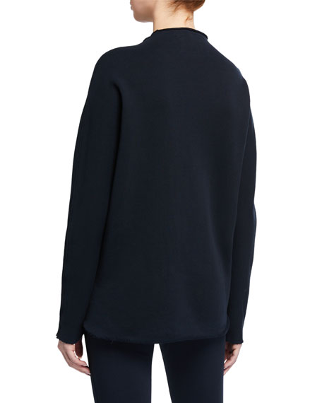 Frank & Eileen Tee Lab Funnel-Neck Sweatshirt