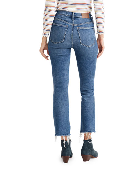 Image 2 of 4: Madewell Cali Mid-Rise Flare Jeans