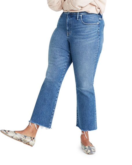 Image 4 of 4: Madewell Cali Mid-Rise Flare Jeans