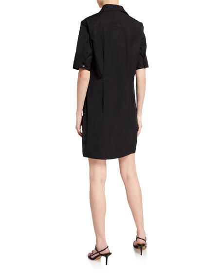 Finley Endora 1/2-Sleeve Shirt Dress