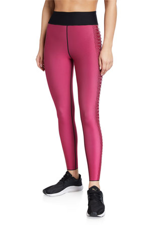 Ultracor Ultra High-Waist Crocodile Leggings