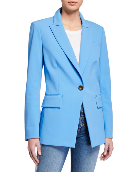 Image 2 of 3: Veronica Beard Long And Lean Dickey Jacket