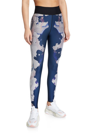 Ultracor Heron Ultra High-Waist Printed Leggings