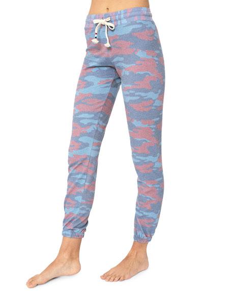 Sol Angeles Sol Camo Jogger Pants