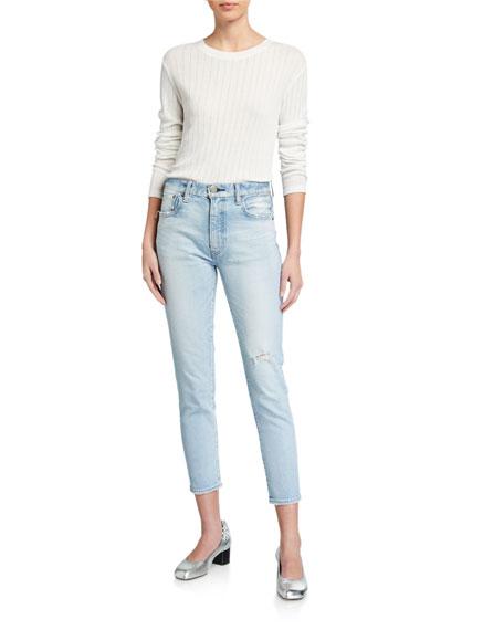 MOUSSY VINTAGE Hillrose Skinny High-Rise Jeans