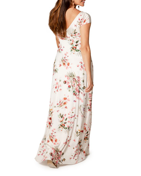 Tiffany Rose Maternity Francesca Short-Sleeve Maxi Dress