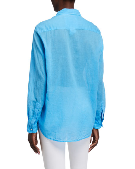 Image 2 of 2: Frank & Eileen Eileen Long-Sleeve Button-Down Shirt