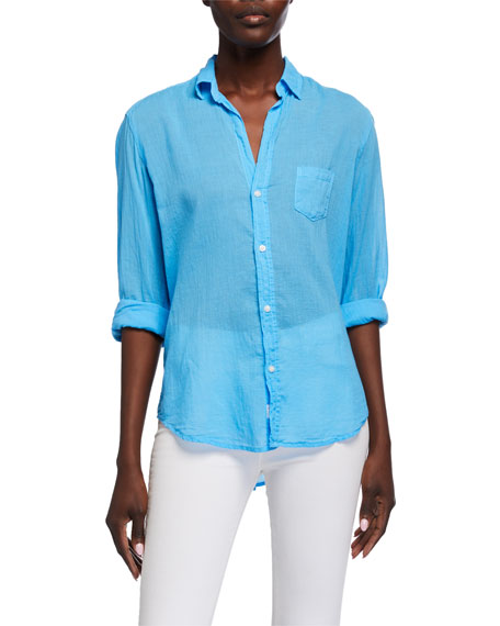 Image 1 of 2: Frank & Eileen Eileen Long-Sleeve Button-Down Shirt