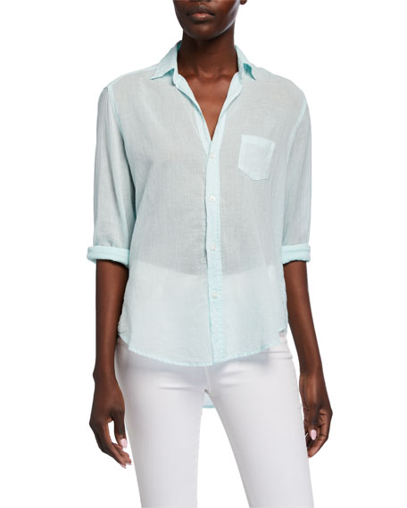 Image 1 of 2: Frank & Eileen Eileen Button-Down Long-Sleeve Shirt