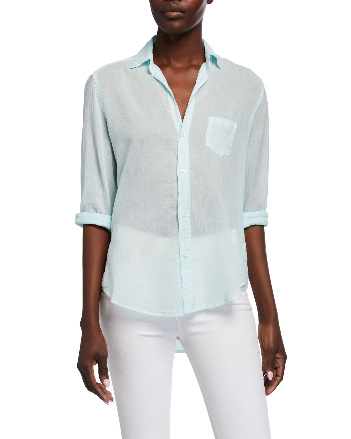 Frank & Eileen Eileen Button-Down Long-Sleeve Shirt