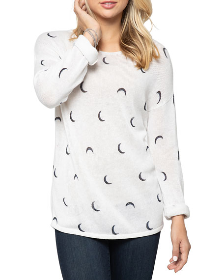 Image 1 of 3: NIC+ZOE Over The Moon Sweater