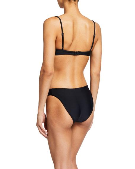 Veronica Beard Dyer Bikini Top