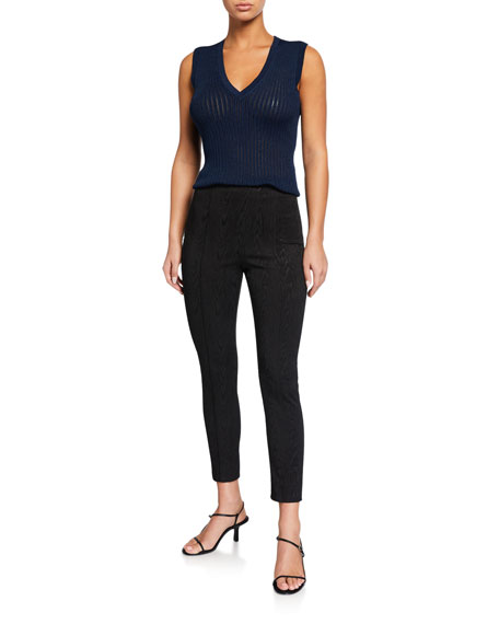 Veronica Beard Honolulu Skinny Pants