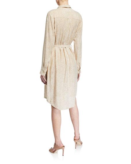 Rails Alix Animal-Print Dress
