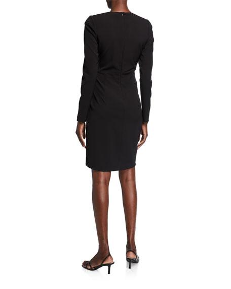 Black Halo Ivana Sheath Dress