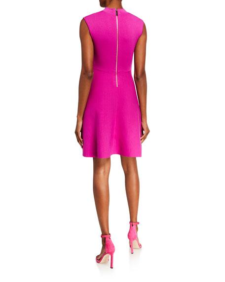 Ted Baker Lliliee Knitted Skater Dress