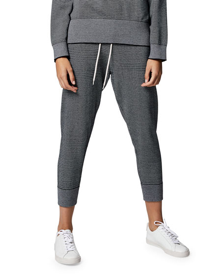 Varley Alice Pique Knit Sweatpants