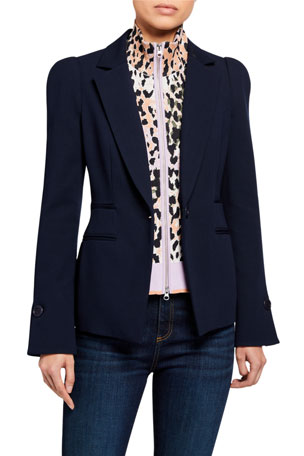 Veronica Beard Fionza Dickey Jacket