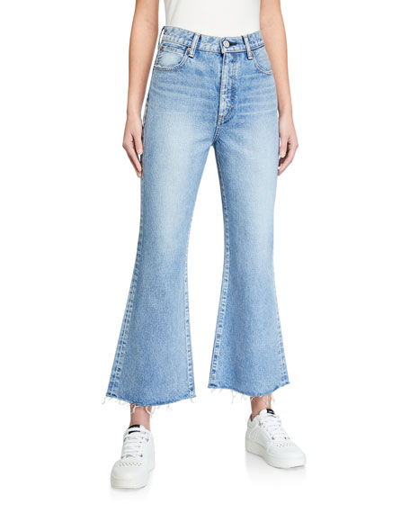 MOUSSY VINTAGE Sonora High-Rise Flare Jeans