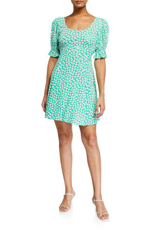 Faithfull the Brand La Barben Mini Dress