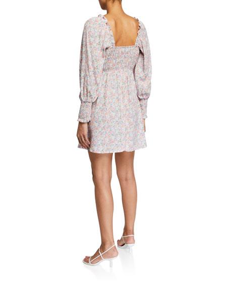 Faithfull the Brand Ira Mini Dress
