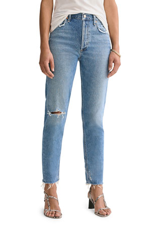 AGOLDE Jamie High-Rise Jeans