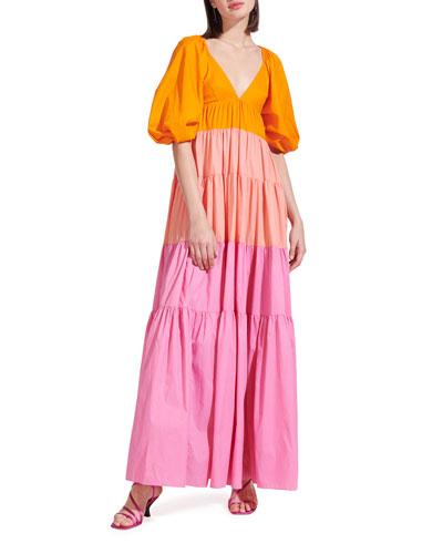 Meadow Colorblock Dress