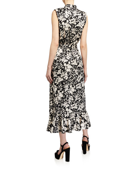 Image 2 of 2: Rebecca Minkoff Assia Dress