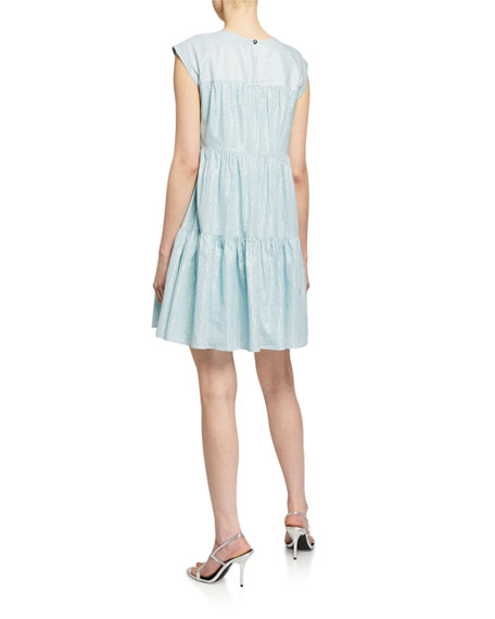 Image 2 of 2: Rebecca Minkoff Lizzie Dress