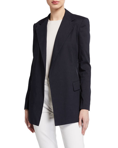 Image 2 of 3: Theory Belted Blazer