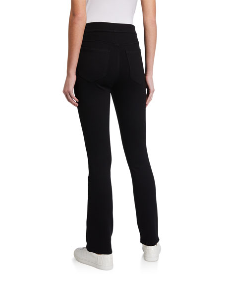 Image 2 of 3: Jen7 by 7 for All Mankind Comfort Skinny Pull-On Knit Pants