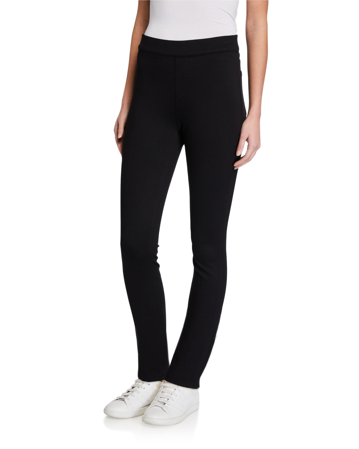 Jen7 by 7 for All Mankind Comfort Skinny Pull-On Knit Pants