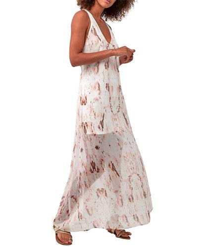Flyaway Dress