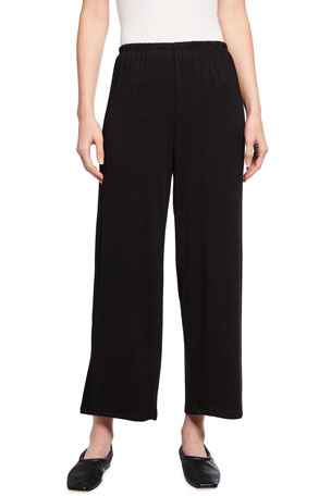 Vince Relaxed Straight-Leg Pants