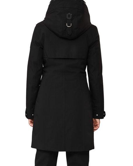Image 2 of 4: Mackage Katie 3-Piece Liner and Coat with Hood