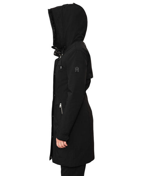 Image 3 of 4: Mackage Katie 3-Piece Liner and Coat with Hood