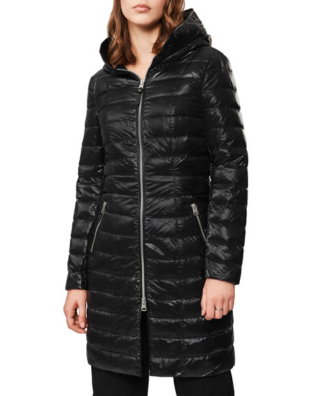 Image 4 of 4: Mackage Katie 3-Piece Liner and Coat with Hood