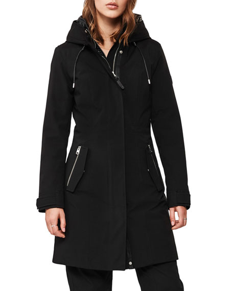 Image 1 of 4: Mackage Katie 3-Piece Liner and Coat with Hood