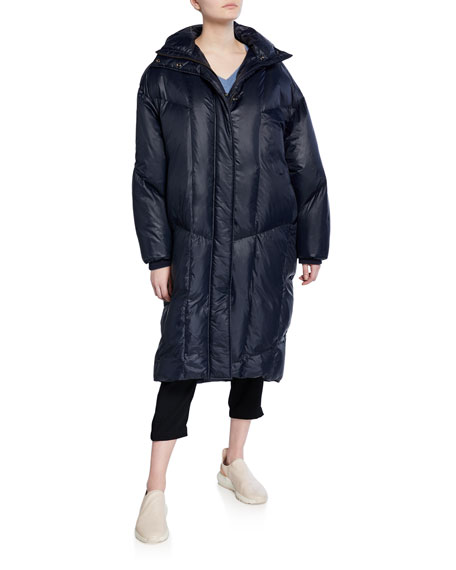 Vince Oversized Quilted Puffer Coat