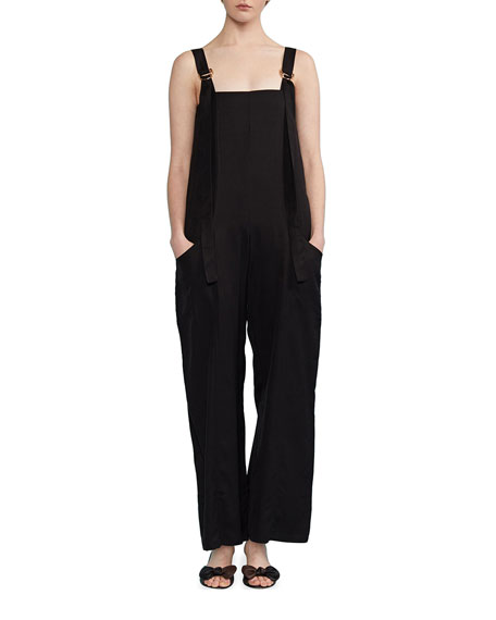 Cynthia Rowley Devin Sleeveless Jumpsuit