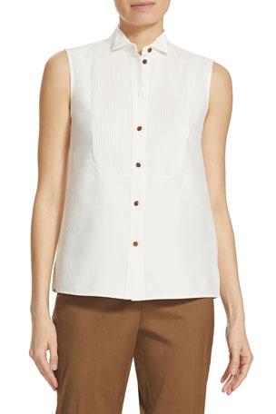 Black w// Pinstripe Sz 10 Hudson Ferrell Boys Spec Occas Double Button Vest Set