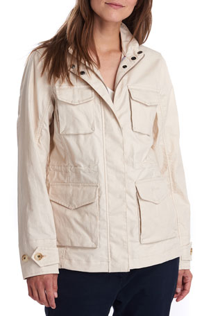 Barbour Maclaine Short Casual Jacket