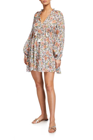 Veronica Beard Danica Coverup Dress