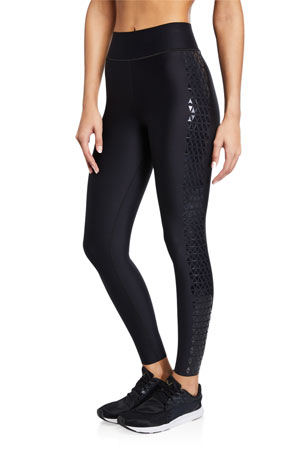 Ultracor Reflection Ultra High-Waist Performance Leggings