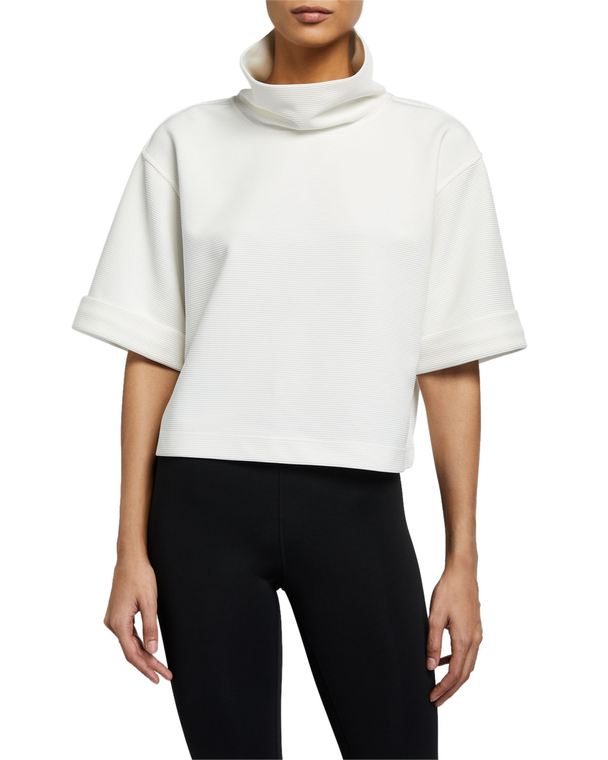 Aurum Legend Short-Sleeve Top