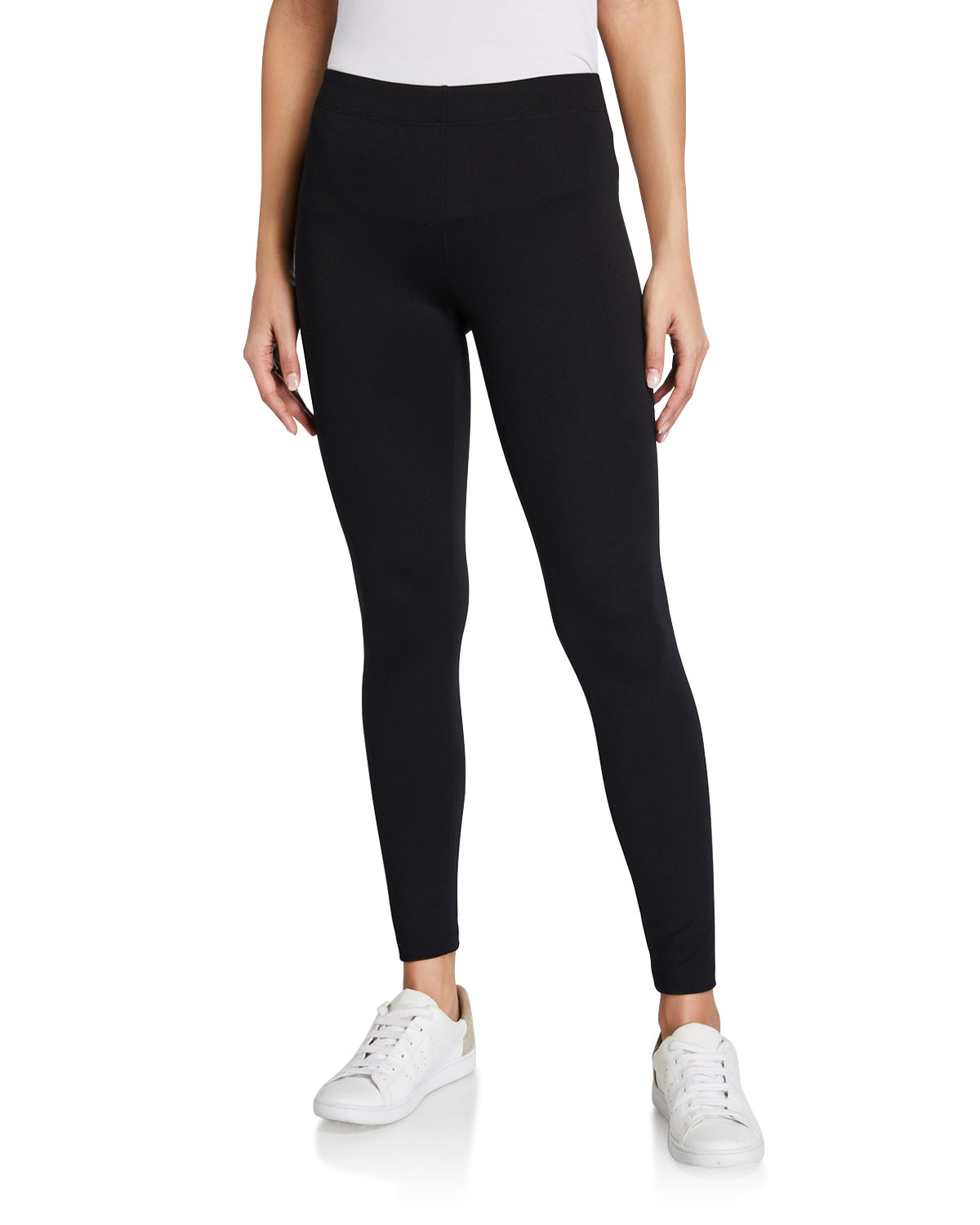 Vince Ponte Ankle Leggings